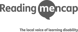 Client Logo for Reading Mencap Logo Design
